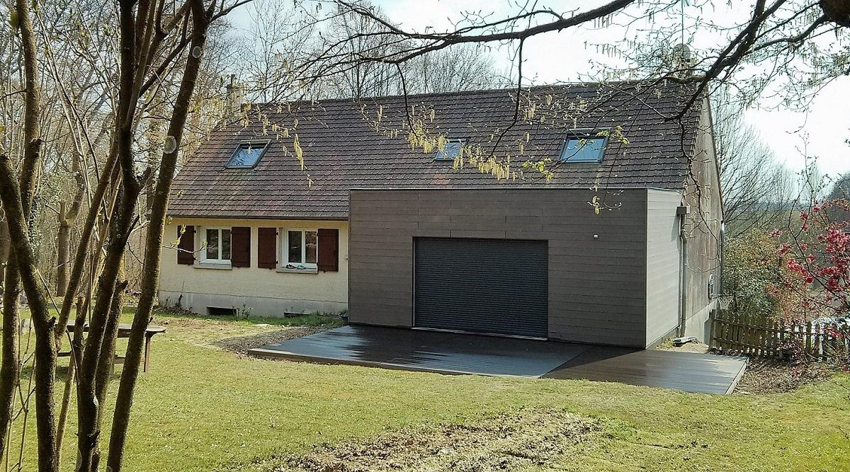 Extension de maison sur-mesure - Defi Énergies - Constructeur de maison en ossature bois
